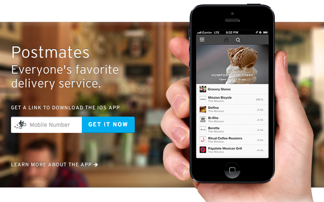 Apps to Watch: Dark Sky, Lively, Postmates and Others