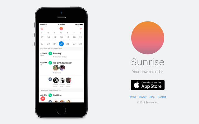 SunriseApp