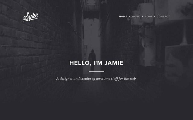 Jamie Syke