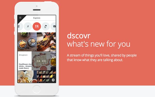 Dscovr App