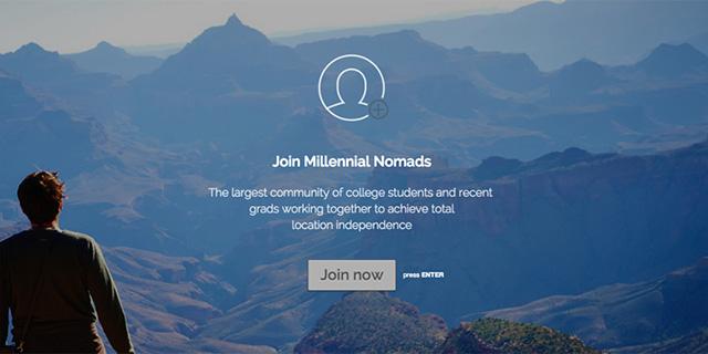 Millennial-Nomads