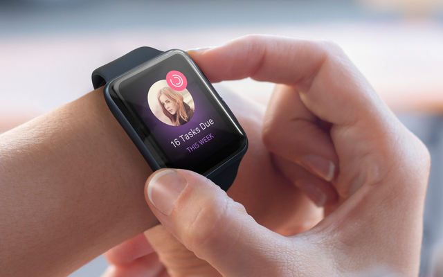 Create clickable Apple Watch prototypes with InVision
