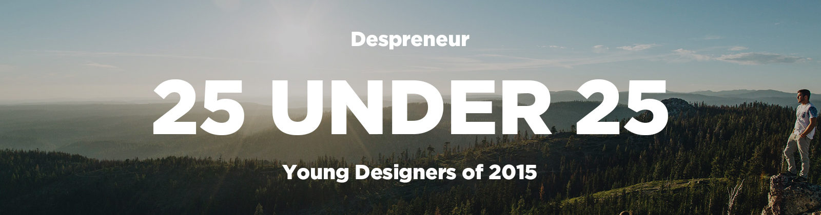 25 Under 25: Young Designers of 2015