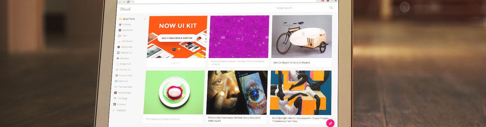Startup of the Week: Muzli