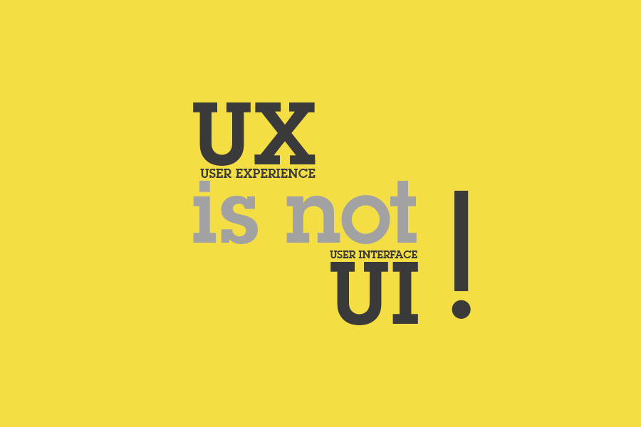 UX Vs UI: Discussing The Most Confusing Topic Of The 2015