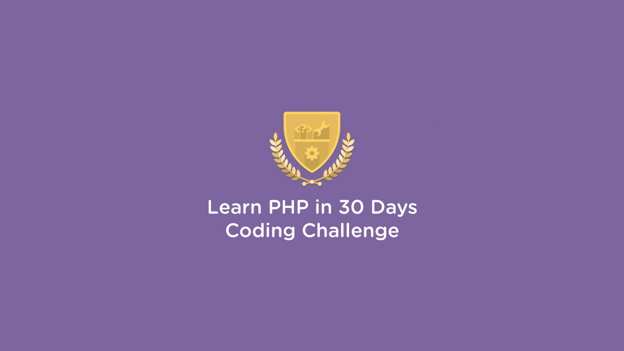 learn-php-in-30-days-with-treehouse